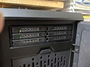 HDD/SSDモジュール